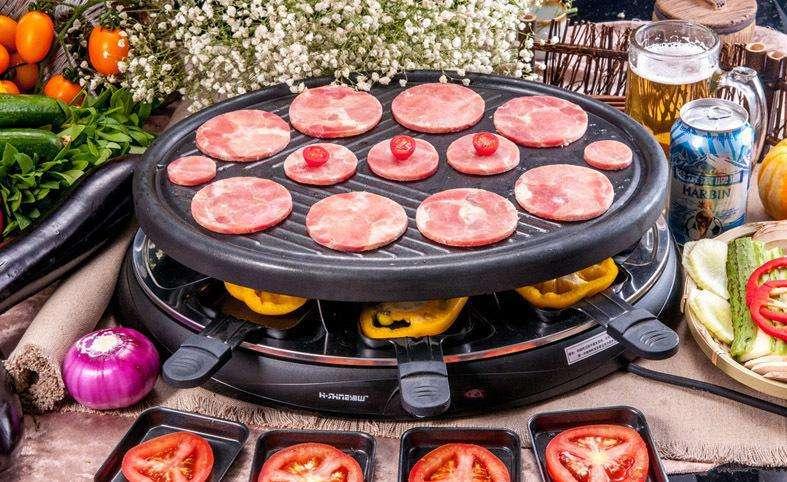韩式烤肉卷